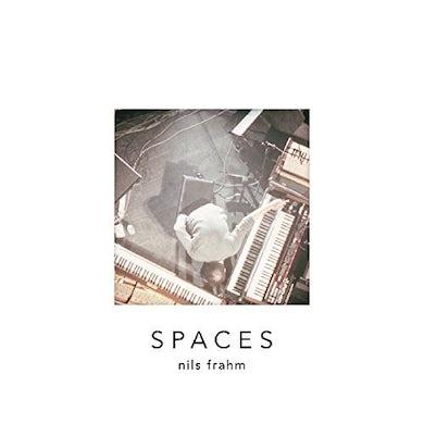 Nils Frahm SPACES CD