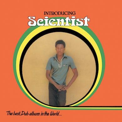 INTRODUCING SCIENTIST BEST DUB ALBUM IN THE WORLD Vinyl Record