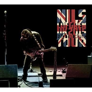 Nils Lofgren UK2015 FACE THE MUSIC TOUR CD