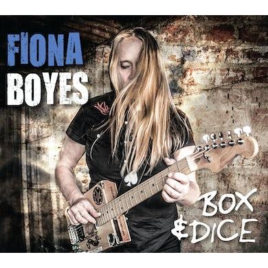 Fiona Boyes BOX & DICE CD