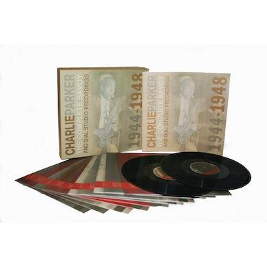 Charlie Parker COMPLETE SAVOY DIAL RECORDINGS Vinyl Record Box Set