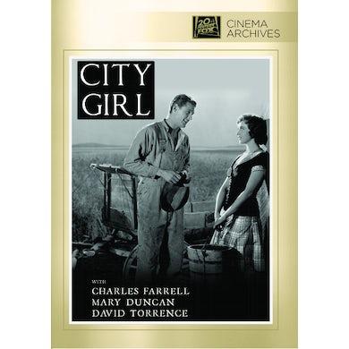 CITY GIRL DVD