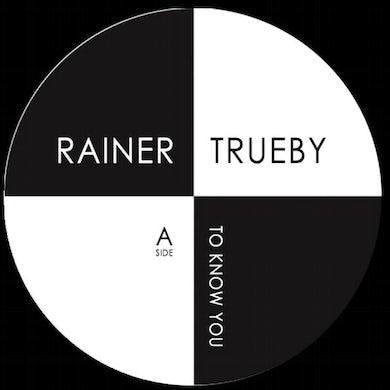 Rainer Trueby TO KNOW YOU / AYERS ROCK Vinyl Record