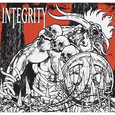 Integrity HUMANITY IS THE DEVIL (20TH ANN. REISSUE) CD