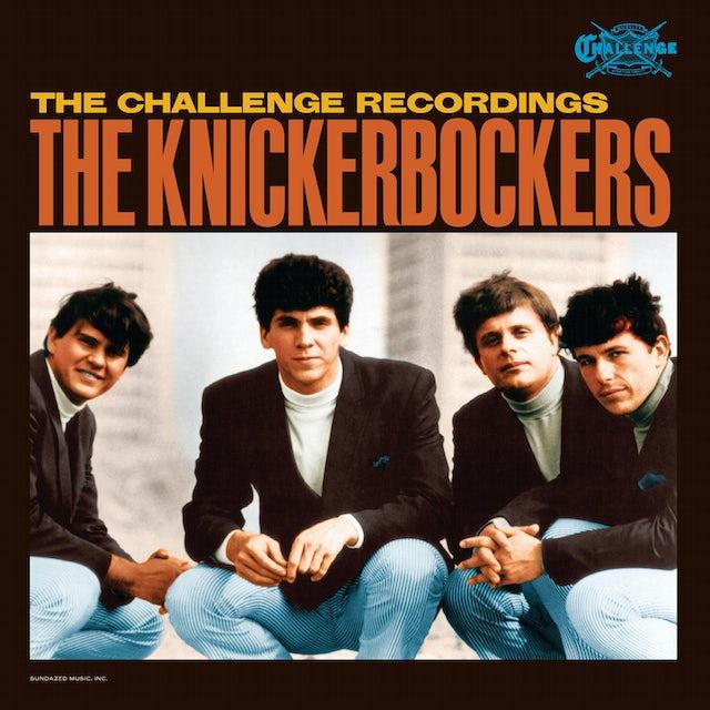 The Knickerbockers CHALLENGE RECORDINGS CD