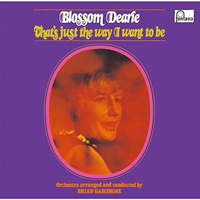Blossom Dearie THAT'S JUST THE WAY I WANT TO BE Vinyl Record
