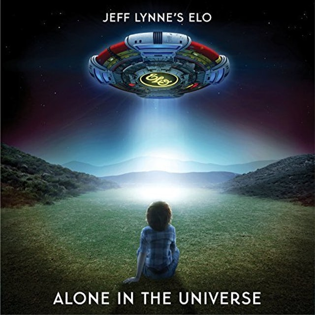 ELO (Electric Light Orchestra) ALONE IN THE UNIVERSE: LIMITED CD