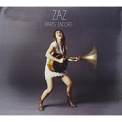 Zaz PARIS TOUR EDITION CD