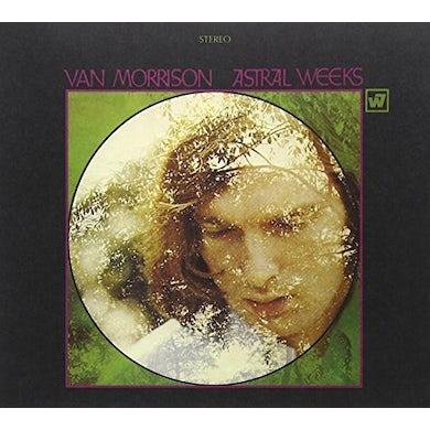 Van Morrison ASTRAL WEEKS (EXPANDED & REMASTERED) CD