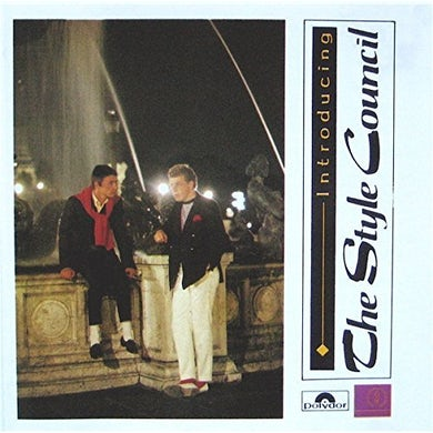 INTRODUCING THE STYLE COUNCIL CD