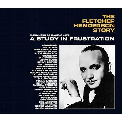 Fletcher Henderson STORY IN FRUSTRATION + 10 BONUS TRACKS CD