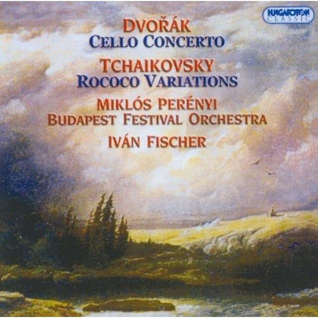 Miklos Perenyi DVORAK: CELLO CONCERTO CD