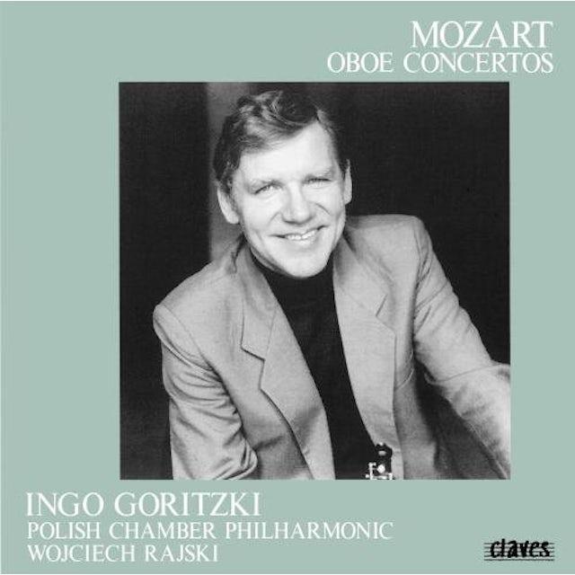 Mozart OBOE CONCERTOS CD