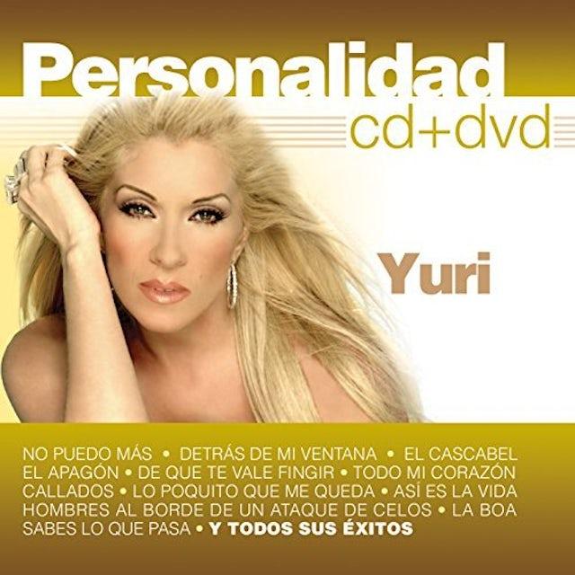 Yuri PERSONALIDAD CD