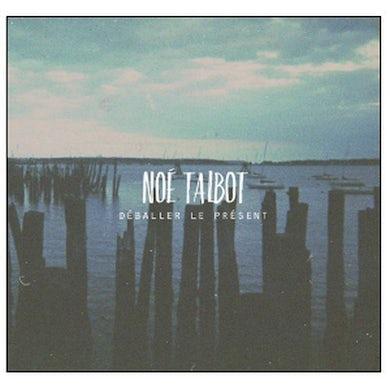 Noé Talbot DEBALLER LE PRESENT (LP+CD) Vinyl Record