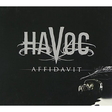 Havoc AFFIDAVIT EP CD
