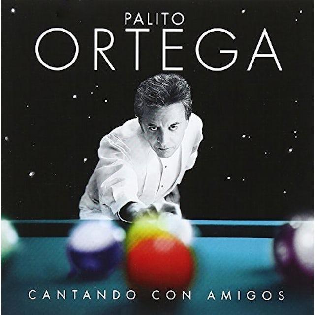 Palito Ortega CANTANDO CON AMIGOS CD