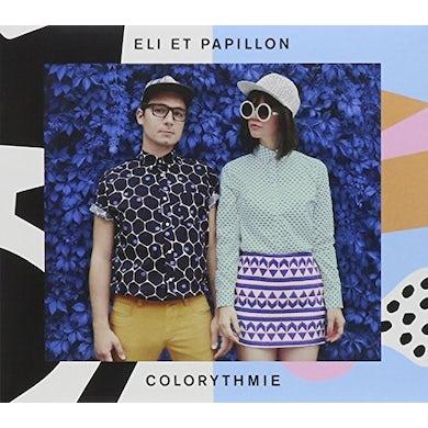 Eli et Papillon COLORYTHMIE CD