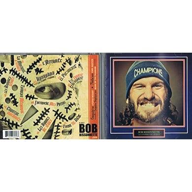 Bob Bissonnette LES BARBES DE SERIES CD