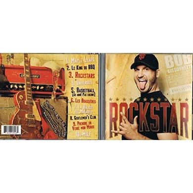 Bob Bissonnette ROCKSTAR CD