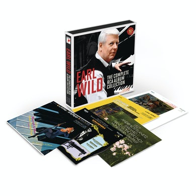 EARL WILD: THE COMPLETE RCA ALBUM COLLECTION CD