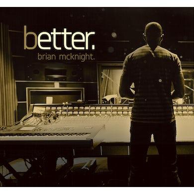 Brian Mcknight BETTER CD