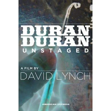 Duran Duran AMERICAN EXPRESS UNSTAGED DVD