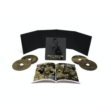 Frank Sinatra A VOICE ON AIR (1935-1955) CD