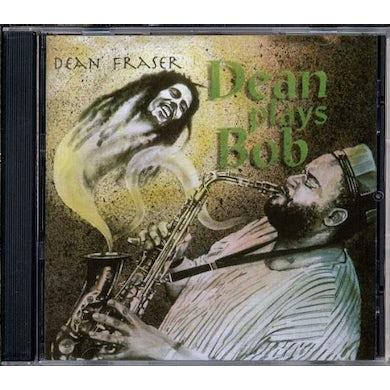 Dean Fraser PLAYS BOB MARLEY CD