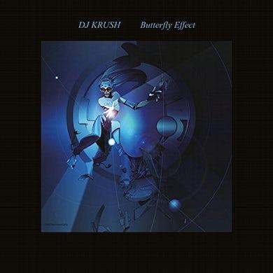 Dj Krush BUTTERFLY EFFECT CD