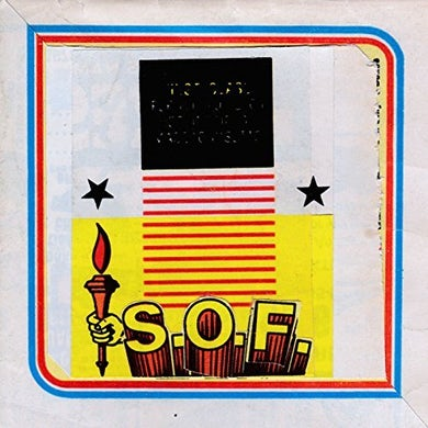 Soldiers of Fortune EARLY RISERS Vinyl Record