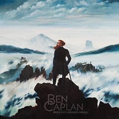 Ben Caplan BIRDS WITH BROKEN WINGS Vinyl Record