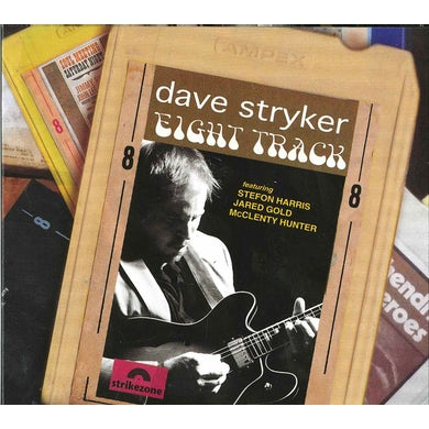 Dave Stryker EIGHT TRACK CD