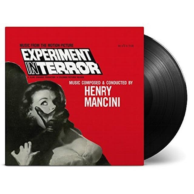 EXPERIMENT IN TERROR / O.S.T.