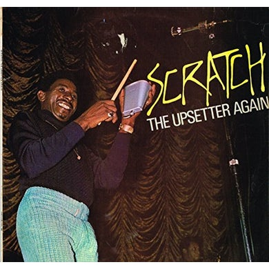 The Upsetters SCRATCH THE UPSETTER AGAIN CD