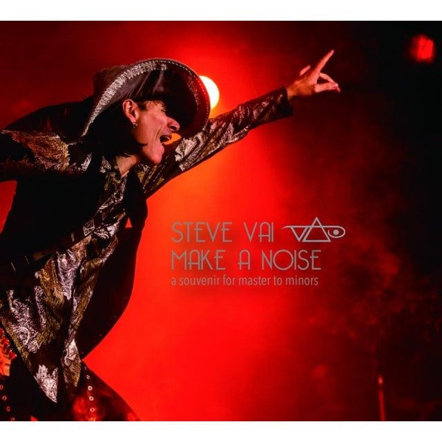 Steve Vai MAKE A NOISE (SOUVENIR FOR MASTER TO MINORS) CD