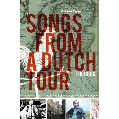 Chip Taylor SONGS FROM A DUTCH TOUR: THE BOOK CD