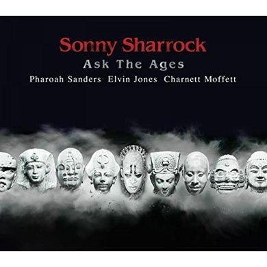 Sonny Sharrock ASK THE AGES CD