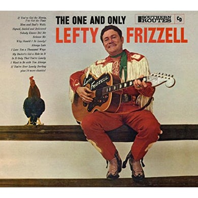 Lefty Frizzell THE ONE AND ONLY CD