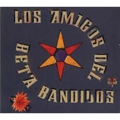 LOS AMIGOS DEL The Beta BandADOS Vinyl Record
