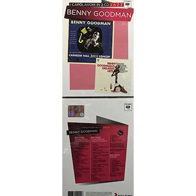 BENNY GOODMANESCLUSIVA FELTRINELLI CD