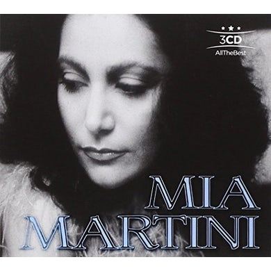 MIA MARTINIALL THE BEST CD