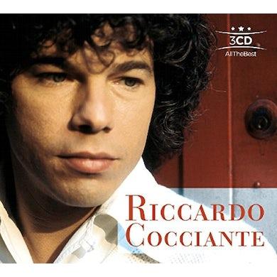 RICCARDO COCCIANTEALL THE BEST CD