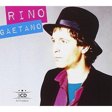 RINO GAETANOALL THE BEST CD