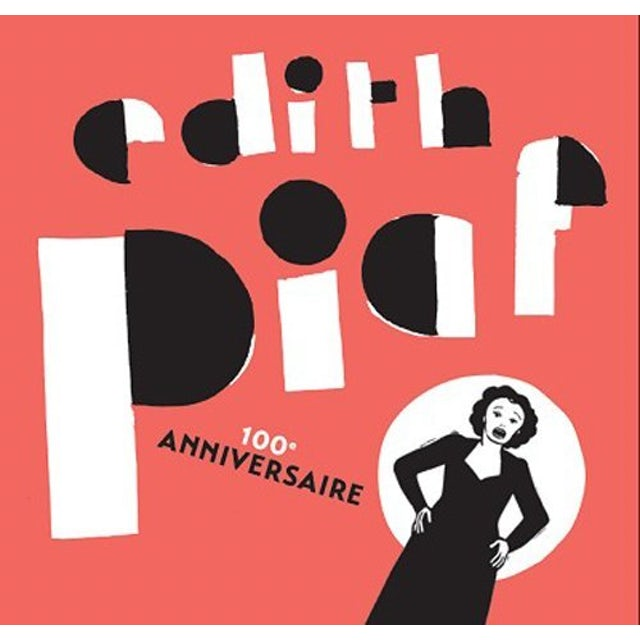 Édith Piaf BEST OF 100TH ANNIVERSARY CD