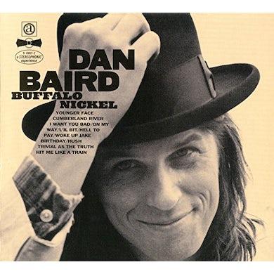 Dan Baird BUFFALO NICKEL CD