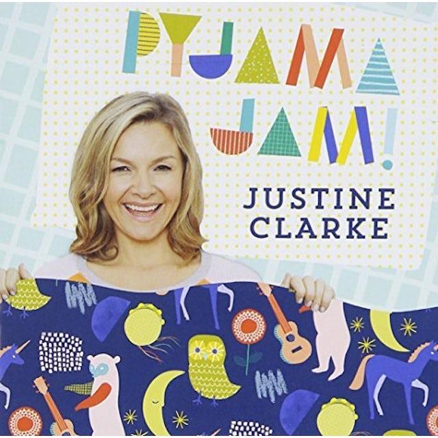 Justine Clarke PYJAMA JAM CD
