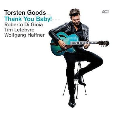 Torsten Goods THANK YOU BABY CD