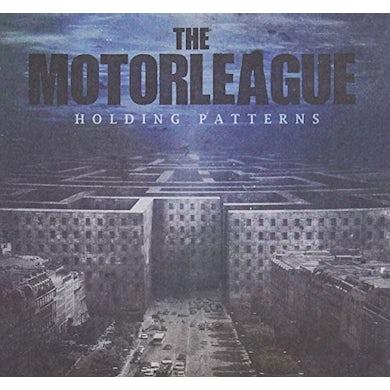 Motorleague HOLDING PATTERNS Vinyl Record