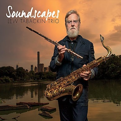 Lew Tabackin SOUNDSCAPES CD